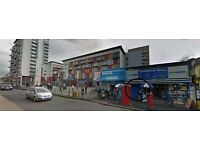 FRONT RETAIL UNIT TO RENT -AVAILABLE NOW - PRIME LOCATION - WEMBLEY HIGH ROAD - MULTIPLE USES