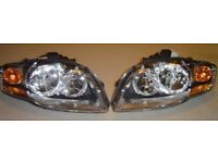 Headlights AUDI A4 B7 2004-2008 both original