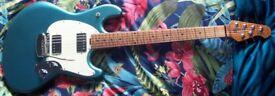 Ernie Ball MusicMan Stingray RS electric guitar