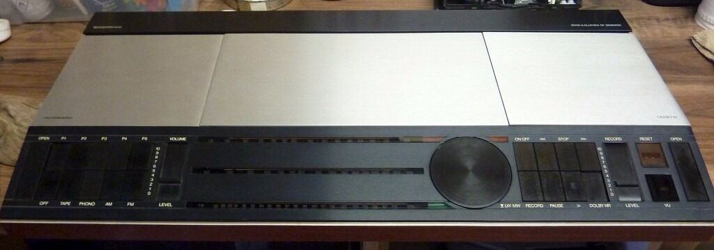 Bang And Olufsen Beocenter 4000 Type 1603