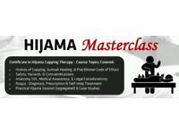 HIJAMA (Cupping) MASTERCLASS
