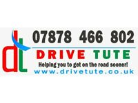 Driving lessons with Approved Driving Instructor