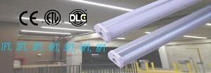 LED T5 Double Tube Linkable Fixture