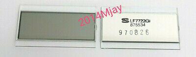 X2 Fluke Mpn 875534 Glass Lcd Display For 29 Series Ii 79 Series Ii Meters