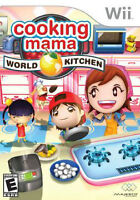 Cooking mama world kitchen pour Wii