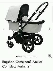 Brand new bugaboo cameleon 3 atelier (limited edition)
