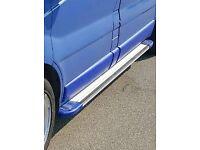 Vauxhall vivaro side steps