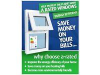 FULL HOUSE DOUBLE GLAZED & 2 DOORS FROM 1995.00 10 yr insurance backed guarantee