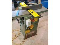 Sedgwick planer thicknesser dust extractor 240v