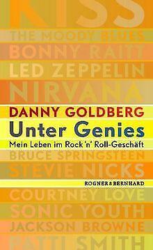 Unter Genies: Mein Leben im Rock 'n' Roll-Geschäft ...   Buch   Zustand sehr gut