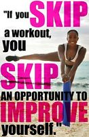 Fitness Frenzy's Fitness Classes WED AT 6:30PM