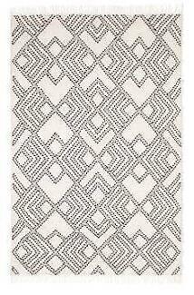 Brand New Pure Wool Modern Rug