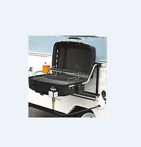 Trailer Mount Grill