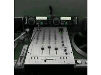 Numark CD22 mk3 CD Decks and Vestax PCV-275 Mixer