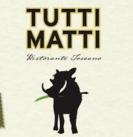 Tutti Matti is looking for a full time dishwasher