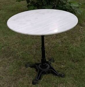 WHITE MARBLE top Table DELIVERED*** East Coast Woollahra Eastern Suburbs Preview