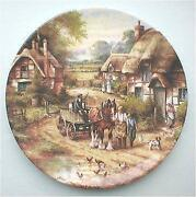 Wedgewood Country Days Plates