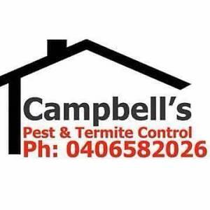 Campbells pest control Blacktown Blacktown Area Preview