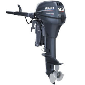 WANTED: 9.9 HP Outboard Motor
