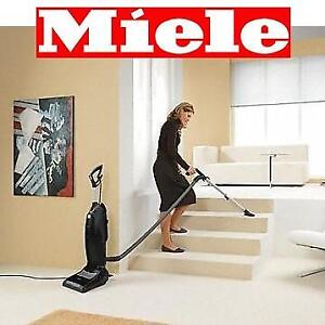 NEW MIELE POWERLINE VACUUM CLEANER - 126680718 - BLACK DYNAMIC MAVERICK UPRIGHT