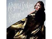 TWO Regina Spektor tickets in Sheffield - 1st August
