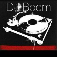 DJ BOOM POUR VOTRE PARTY NOËL