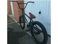 Fiend Morrow bmx bike