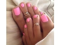 Gelish gel toes + full body spray tan £22 June/July