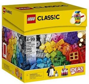 LEGO Classic Creative Box 10695 * 580 pieces * Unopened