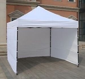 FIRE RATED MARKET TENT KIT