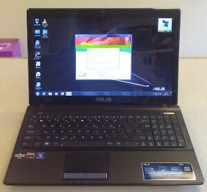 Asus x53u laptop for sale in mint condition