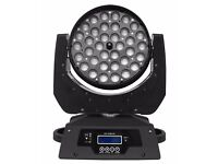 Moving Heads,Moving Head Stage Light,36*15W 6in1 LED Zoom Moving Head Light (PHN066)