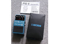 Boss PS-6 Harmonist Pedal (North London)
