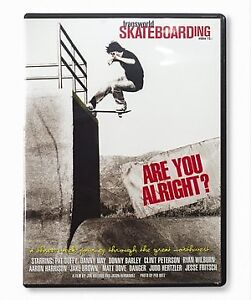 LOOKING TO BUY YOUR SKATEBOARDING VHS & DVD'S IN THE AREA look