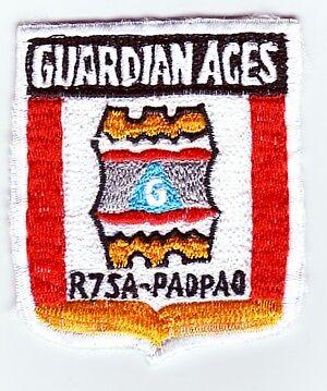 GUARDIAN ACES - VINTAGE PHILIPPINE POLICE PATCH