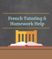 French Tutor : Tutoring, Reading Support & Homework Help