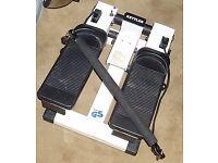 Kettler 2-IN-1 Stepper Step Machine