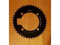 E.thirteen Chainring Bash Gaurd & Middleburn 40 Tooth Solid Chainring
