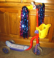 Girl's Huffy Scooter