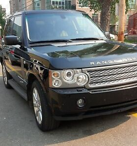 RANGE ROVER SUPERCHARGED!!!