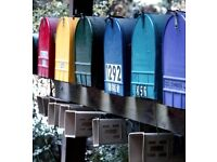 MAIL BOX SERVICE BATH AND BRISTOL / MONITORED ON YOUR BEHALF