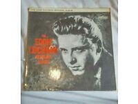 The Eddie Cochran Memorial Album German Release