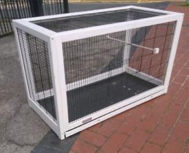 Large aviary style bird cage