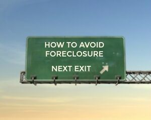 Stop your foreclosure!