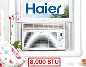 Haier 8000 btu air conditioner