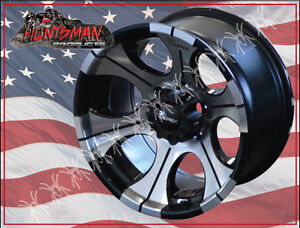 AMERICAN-RACING-15X10-DC2-ALLOY-MAG-WHEEL-4X4-DICK-CEPEK-NISSAN-TOYOTA-COMP