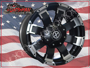AMERICAN-RACING-17X9-ATX-KILLER-ALLOY-MAG-WHEEL-4X4-NISSAN-NAVARA-D40