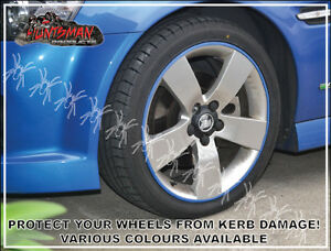 RIMSKINS-3X-BLUE-20-DUABLE-PROTECTION-FOR-YOU-RIMS-MAGS-COVERS-WHEEL-DAMAGE