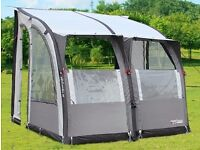 inflatable awning Camptech Airdream Lux 260 excellent condition used once