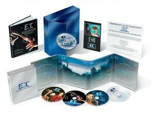 E.T. complete DVD gift set 20th Edition